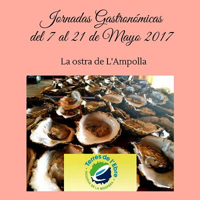 Jornadas gastronómicas de L'Ampolla