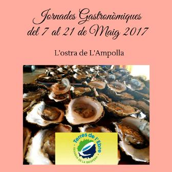 Jornades gastronòmiques a L'Ampolla