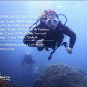 Inmersiones en Semana Santa!!
